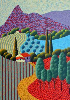 Poul Webb's Art