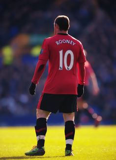 Wayne Rooney...my idol! ❤️