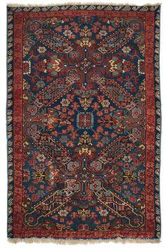 A Caucaso Seichur rug end 19th century. Some areas repairs.  from cambi casa d'este