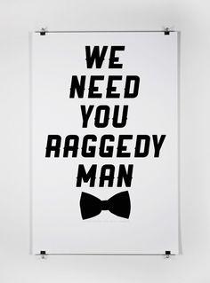 "Where is my ""Raggedy Man?"""