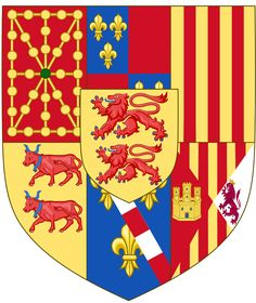 Arms of the House of Albret