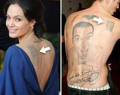 Jack ass tattoo