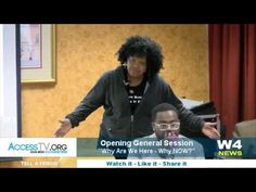 W4 News - CT Parent Union Opening Session - 4/7/2017
