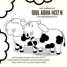 93+ Gambar Animasi Qurban Idul Adha Kekinian