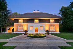 In vendita la prima casa disegnata da Frank Lloyd Wright