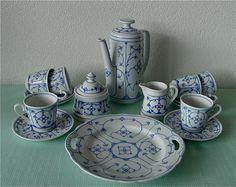 indisch blau das friesische teeservice schlechthin family pinterest. Black Bedroom Furniture Sets. Home Design Ideas