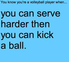 Because of volleyball, I feel absolutely weak when I play soccer😂 Volleyball Jokes, Volleyball Problems, Volleyball Workouts, Volleyball Pictures, Volleyball Ideas, Volleyball Outfits, Coaching Volleyball, Haikyuu, Volleyball Inspiration