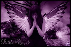 This is a colab by myself and my Husband ~ Credits ~ - Angel - Wings - Background - Textures Little Angel Textured Background, Gothic, Digital Art, Deviantart, Fantasy, Concert, Fall, Movie Posters, Angels