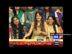 Mazaaq Raat Eid Special Day 2 - 14 September 2016 - Hamza Ali Abbasi - U...