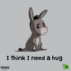 65 Best Ideas For Memes Shrek Burro Cute Animal Drawings, Kawaii Drawings, Disney Drawings, Cartoon Drawings, Cute Drawings, Cute Cartoon Animals, Cute Baby Animals, Hug Cartoon, Citations Photo