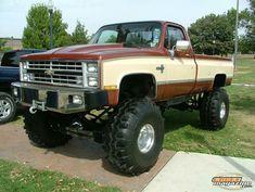 Chevy K10, Chevy Pickup Trucks, Gm Trucks, Chevy Pickups, Chevrolet Trucks, Lifted Trucks, Truck Tent, Grunt Style, Trucks And Girls