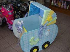de caja para baby shower imagui 3 como hacer una caja cuna para baby