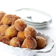 Cumpra a tradição natalícia e prepare estes deliciosos Sonhos de Abóbora. Descubra esta e outras receitas Nestlé e tenha um natal ainda mais doce!