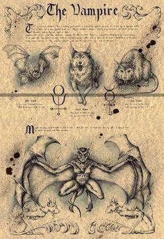 Mythical Creatures Art, Mythological Creatures, Magical Creatures, Fantasy Creatures, Foto Fantasy, Dark Fantasy Art, Le Wendigo, Myths & Monsters, Harry Potter Poster