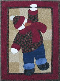 Hanging Snowman from The Wooden Bear at KayeWood.com. This snowman is ready to play. http://www.kayewood.com/item/Hanging_Snowman_Pattern/1221 $8.00