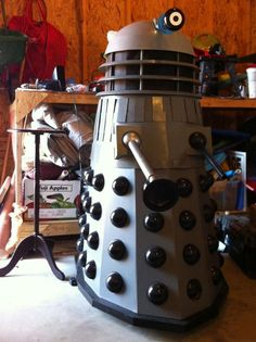 The winners of the Raspberry Pi camera competition, check out the killer Dalek with facial recognition!