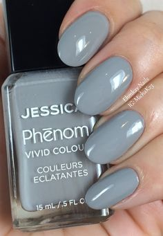 ehmkay nails: Jessica Cosmetics Phenom Colors: Winter 2015 Swatches and Review: Downtown Chic