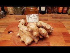 Napi hasznos , Mézes gyömbér készítése / Szoky konyhája / - YouTube Stuffed Mushrooms, Vegetables, Healthy, Youtube, Anna, Food, Stuff Mushrooms, Veggies, Vegetable Recipes