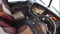 Truck Interior, Peterbilt, Big Trucks, Vehicles, Car, Big Rig Trucks, Vehicle, Tools