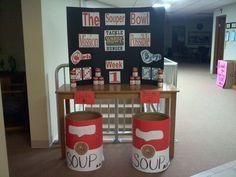 Souper Bowl Can Food Drive