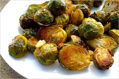 Maple roasted brussel sprouts--Well's Vegetarian Thanksgiving 2010 - Interactive Feature - NYTimes.com