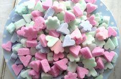 Suiker hartjes zelf maken