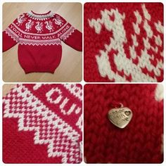 Bilderesultat for liverpool genser oppskrift Liverpool Fc, Knitting, Holiday Decor, Cards, Education, Tejidos, Tricot, Breien, Stricken