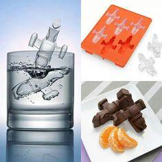 Firefly Ice & Chocolate Mold --- MUST HAVE! Seriously, somebody buy me these!  Pleeeeeeeeeeeease.