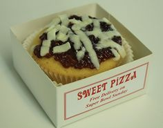 Post image for Pizza Cupcakes