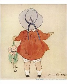 Photographic Print of Little Fellah by Muriel Dawson