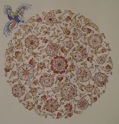 239- MADALYON TEZHİP Pattern Art, Pattern Design, Doodle Paint, Illumination Art, Iranian Art, Turkish Art, Islamic Art, Quilting Designs, Art Forms