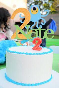 Sweet and simple cake idea