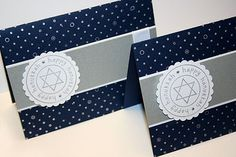 Hanukkah Cards by Zenmom - Cards and Paper Crafts at Splitcoaststampers