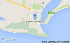 Location of Barwon Heads Cricket Club Cricketer