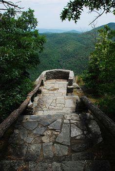 Wiseman's view | A little known jewel off the Blue Ridge Par… | Flickr