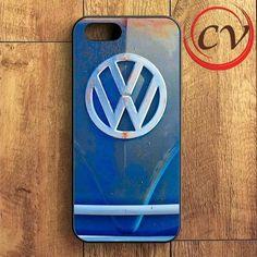 Volkswagen Vw Bus Jill Reger iPhone 5 | iPhone 5S Case