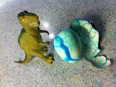 Le uova di dinosauro!!!