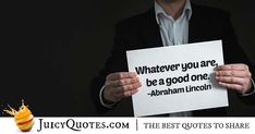 Enjoy these great Career Quotes. Be Good At Your Career Quote Career Quotes, Daily Quotes, Best Quotes, Never Too Late Quotes, Lincoln Logo, Imagination Quotes, Jokes Quotes, Be Yourself Quotes, Abraham Lincoln