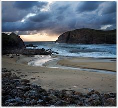 Dalbeig at sunset (Hebrides)  By: Jane Goodall   Taken in the Isle of Lewis, Outer Hebrides   #travel