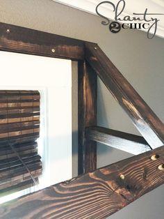 DIY Corrugated Metal Awning | Us, Videos and Metals
