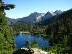 Anderson Watson Lakes, 20 essential hikes in washington