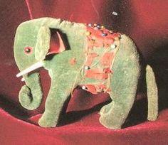 Steiff elephant
