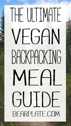 46 Best Vegan Camping Recipes Images In 2019 Vegan Recipes