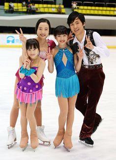 本田望結、姉真凜の選手権2位の瞬間は飛行機にいた #本田真凛 #フィギュアスケート