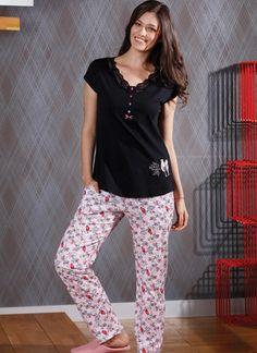 Yeni İnci BPJ 1126 Bayan Pijama Takım #markhacom #newseason #fashion #kadın #moda #yenisezon #stil #pijama #pijamatakımı #sonbahar #pierrecardin #kış #alışveriş #yılbaşıalışverişi #yılbaşıpijaması #pajamas #christmasshopping #sleepwear