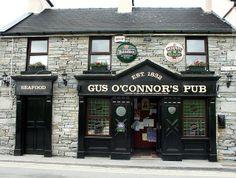 Gus O'Connors Pub  Ireland