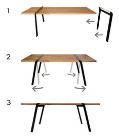 Table Pi L 180 cm