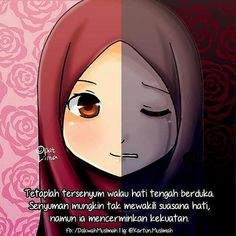 Quote Hijab Muslimah Keren Today Quotes, Reminder Quotes, Self Reminder, All Quotes, Quran Quotes Love, Text Quotes, Beautiful Islamic Quotes, Islamic Inspirational Quotes, Heaven Quotes