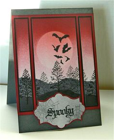 Heartfelt Spooky by lincoln4460 - Cards and Paper Crafts at Splitcoaststampers
