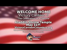Ron Greenbaum, The Basement Doctor, and Jym Ganahl, NBC 4 Meteorologist, invite Ohio out to honor our World War II Veterans at the Victory Canteen II Celebration on May 31 from 5-9 at the Aladdin Shrine Temple. Net proceeds benefit Honor Flight Columbus. To get ticket pricing, sponsor a veterans table or learn more about the event please visit www.victorycanteencolumbus.org .   Thank you for your support!